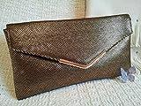 Lancôme * Printemps 2014* Doré/bronze Maquillage/embrayage/sac de soirée