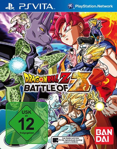 Dragon Ball Z: Battle of Z - [PlayStation Vita]