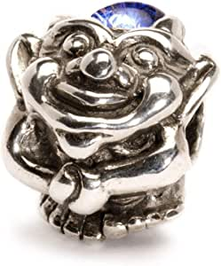 Trollbeads 61706 - Bead da donna, argento sterling 925