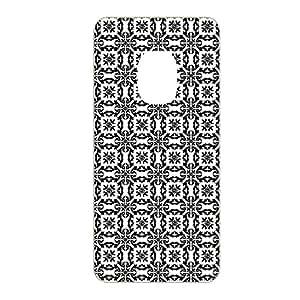 Vibhar printed case back cover for Lenovo K4 Note CircleStars