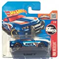 Hot Wheels DHT71 – 2010 Chevrolet Camaro SS HWPD Highway Patrol Blau (HW Rescue 1/10)