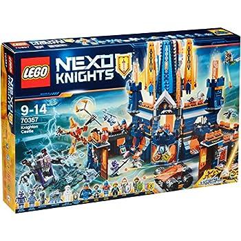 Lego Nexo Knights - Le Château de Knighton - Jeu de Construction - 70357