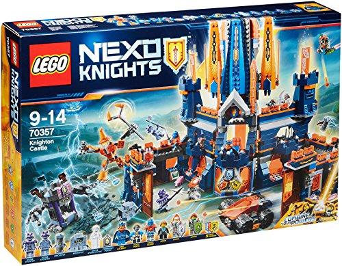 LEGO Nexo Knights 70357 - Schloss Knighton (Lego Burgen)
