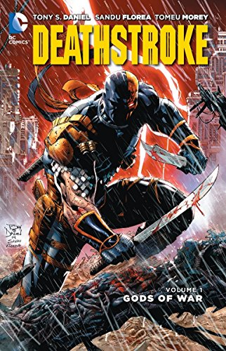 Deathstroke Volume 1: Gods Of War (The New 52) (Deathstroke the New 52)