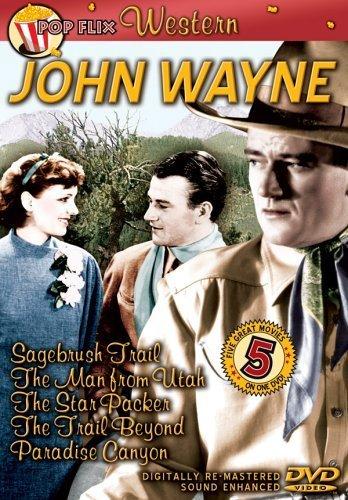 Sagebrush Trail/The Man From Utah/The Star Packer/The Trail Beyond/Paradise Canyon by John Wayne