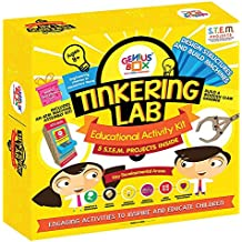 Genius Box - Play some Learning Toys for Children : Tinkering Lab Educational Toys / Learning Kits / Educational Kits / STEAM