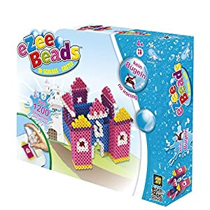 Beluga Spielwaren 6240 eZee Beads 1200 - Castillo 3D