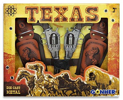 Partner Jouet Gonher - Playset Texas, Dos...