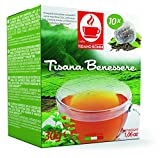 NESPRESSO WELLNESS TEE - 10 Stück Kompatible Teekapseln von Caffè Bonini Italien