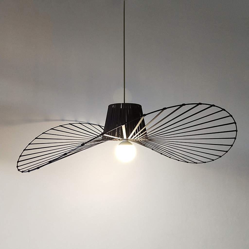 Hykiss Suspension Lustre Suspendu Lampe A Led Vertigo Moderne Suspension En Fibre De Verre Polyurethane Lustre Luminaire Salle A Manger Salon