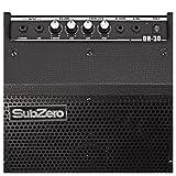 Ampli de Clavier/Batterie SubZero DR-30 par Gear4music