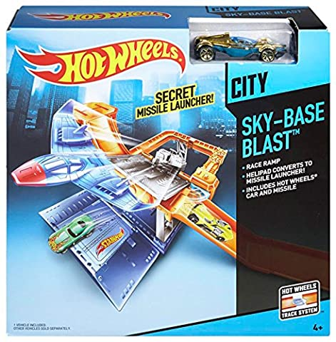 Hot Wheels Mission Control Airport