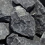 Basalt Gabionensteine Bruchsteine 750kg Big Bag 50-80mm