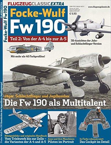 Preisvergleich Produktbild Flugzeug Classic Extra: Focke-Wulf Fw 190 Teil 2