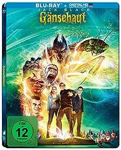 Gänsehaut Steelbook [Blu-ray]