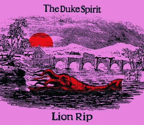 Lion Rip (UK CD)