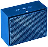 AmazonBasics Mini Enceinte Bluetooth portable 3W- Bleu