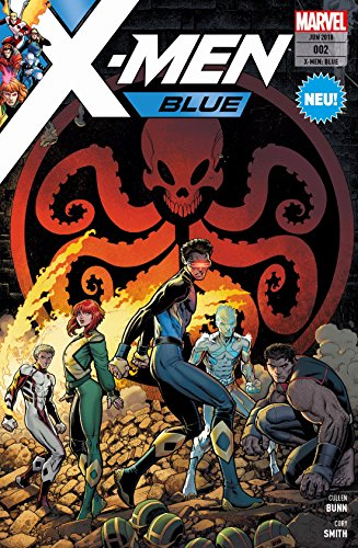 X-Men: Blue: Bd. 2: Widerstand Buch-Cover