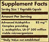 61hxjxQCjIL. SL160  - Solgar Acidophilus Integratore Alimentare di Fermenti Lattici - 50 Capsule Vegetali