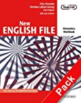 New English File elementary workbook...
