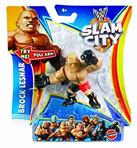 "WWE Slam City - Brock Lesnar Figurine 2""/5cm"