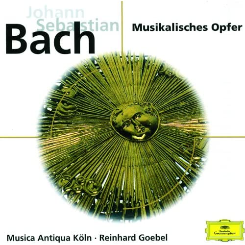 J.S. Bach: Musical Offering, BWV 1079 - Canon perpetuus