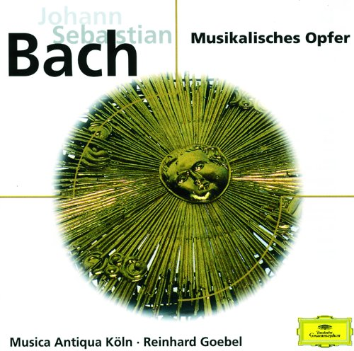 J.S. Bach: Musical Offering, B...