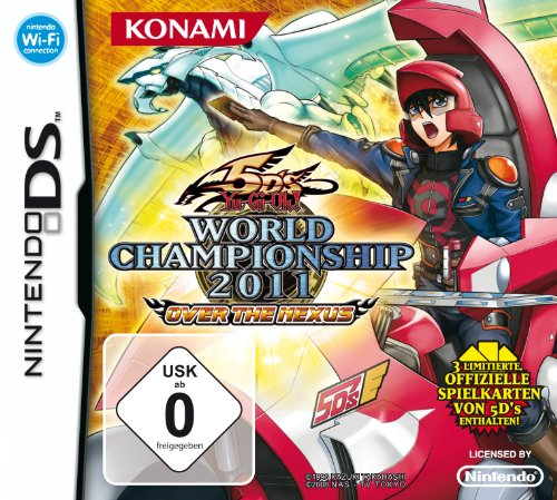 Yu-Gi-Oh! 5D's World Championship 2011: Over the Nexus (S Ds-spiele)