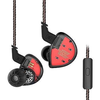 Yinyoo KZ ES4 Auricolari in Ear Sport Cuffie da Corsa 25ddeacb7f8e