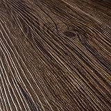 Klick Vinylboden Eiche Calgary dunkel Holzoptik Klicksystem 4,0mm Vinyl Bodenbelag Vinstar