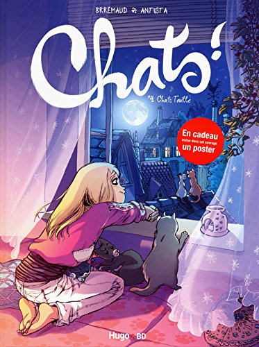 Chats ! T04 Chats touille (04)