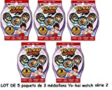 Yokai watch - Lot de 5 sachets mystères Yo-kai watch ...