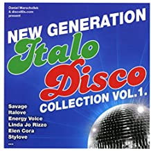 New Generation Italo Disco Collection,Vol.1