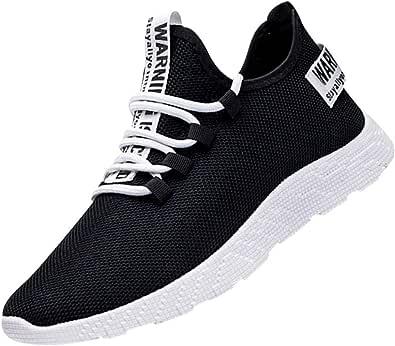 Oyedens Uomo Scarpe da Ginnastica Corsa Sportive Sneakers Scarpe da Corsa Uomo Running Sneaker Estate Scarpe Uomo Sportive Scarpe da Ginnastica Uomo Antiscivolo Sports Shoes 2019 estive offerte