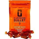 Cafeïne Bullet Energy Chews - chocoladesinaasappel * 16 - Snellere kick dan pillen, gels en kauwgom. 100 mg cafeïne - sportwe