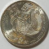 BRD (BR.Deutschland) Jägernr: 419 1976 D Stgl./unzirkuliert Silber 1976 5 DM Grimmelshausen (Münzen für Sammler)