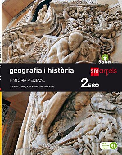 Geografia i història 2 eso saba - pack de 3 libros