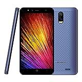 Leagoo Z7 - 5.0 Inch 4G FDD-LTE Smartphone, Android 7.0 Quad Core 1GB+8GB, Dual SIM Dual Standby, Dual Rear Camera 5MP+2MP, Support VoLte, Unlocked Cheap SIM Free Mobile Phone