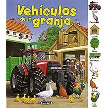 Vehículos de la granja (Busca y aprende)
