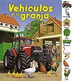 Vehículos de la granja (Busca y aprende) (Tapa dura)