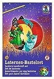Laternen Bastelset Easy Line Baby Drache, ca. 21, 8 x 21 x 10, 3 cm