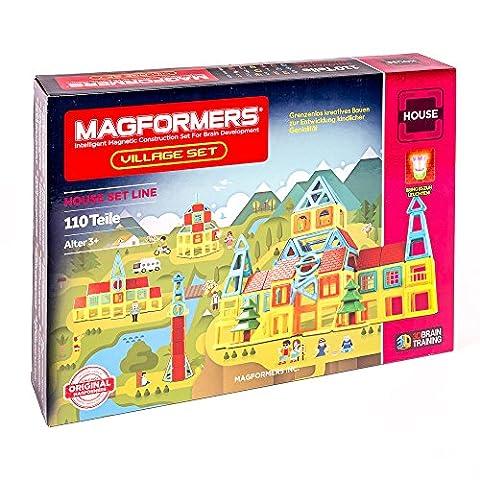 274-63 Magformers Village Set