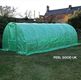 FeelGoodUK Galvanised Anti Rust Polytunnel for sale  Delivered anywhere in Ireland