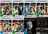Alfred HITCHCOCK COLLECTION - 27 grosse Klassiker im Paket * 32 STUNDEN FILMGENUSS * DVD Edition -