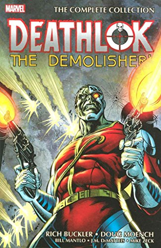[Deathlok the Demolisher: the Complete Collection] (By: Bill Mantlo) [published: October, 2014]