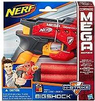 Nerf N-strike Mega Big shock-Red Yellow For Boys