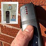 Blackspur Feuchtemessgerät für Mauerwerk / Gips / Holz