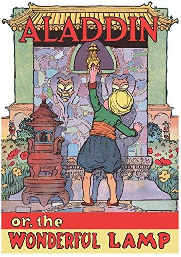 Aladdin Or, the Wonderful Lamp (Shape Books)