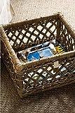 Rustik Rattan Basket Open Weave