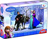 #4: Frank Disney Puzzles 60 Pieces Puzzle, Multi Color